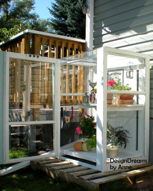 Mini Box Greenhouse