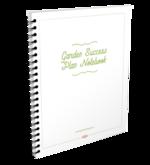 Garden notebook 3 d cover