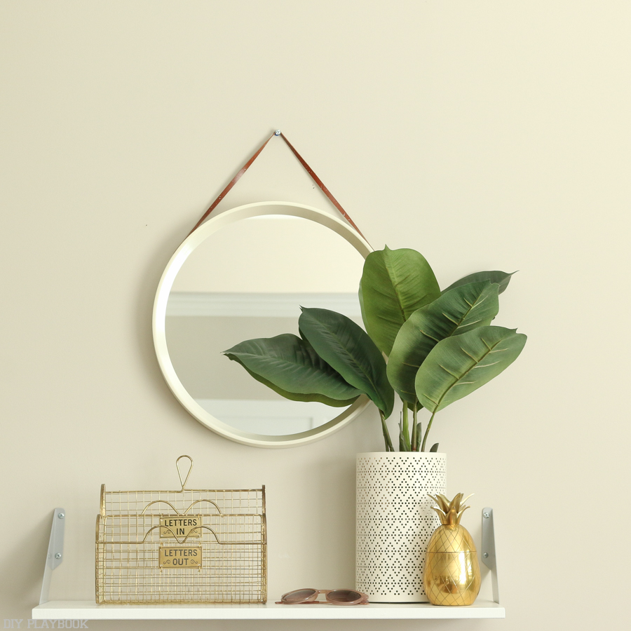 entryway_bridget_pineapple_gold_sunglasses_plant